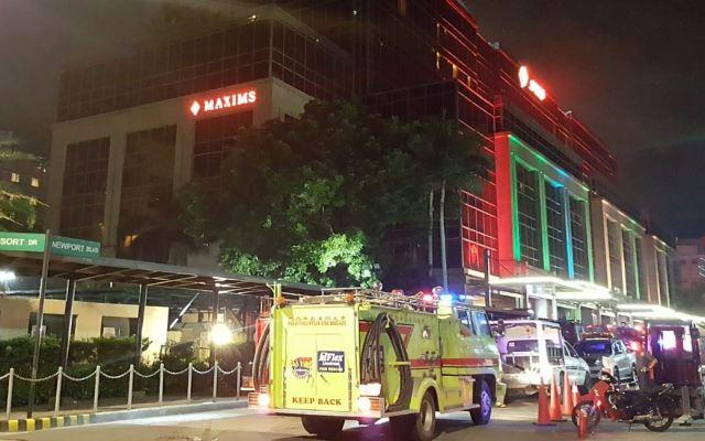 Tiroteo en resort de Manila - Foto de @NBCDFW