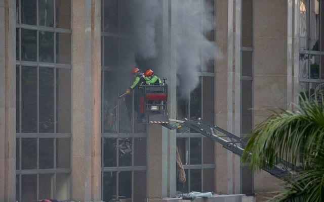 Fotos y videos del ataque en resort de Filipinas - Foto de AP