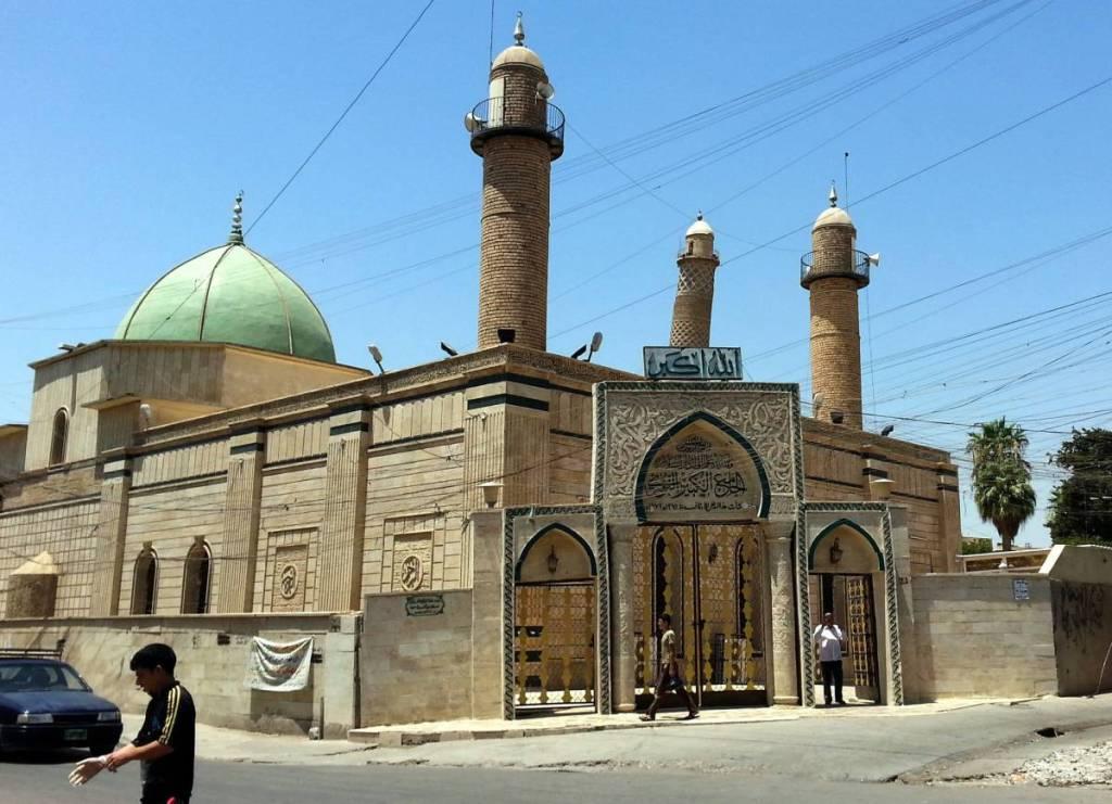 Irak recupera la mezquita de Al Nuri, lugar de nacimiento del Estado Islámico - Foto de EFE