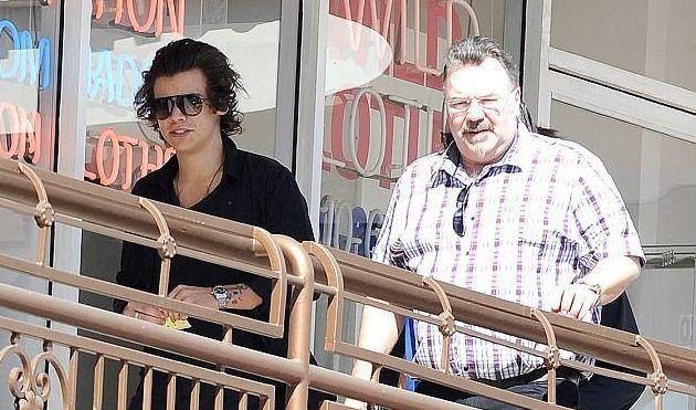 Muere el padrastro de Harry Styles - Foto de Shutterstock