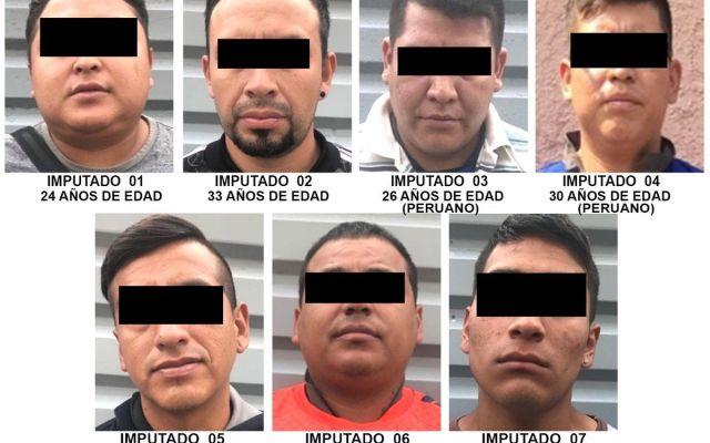 Así operaban peruanos para robar a automovilistas en la CDMX