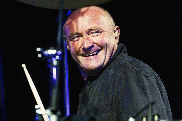 Phil Collins posterga conciertos por una caída - Foto de Ultimate Classic Rock