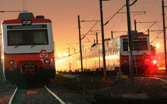 Tren Suburbano opera gratuitamente y con normalidad - Foto de Secom