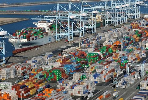 México exportó por 200 mil mdd en primer semestre - Foto de archivo