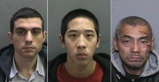 #Video Internos graban su escape de la cárcel