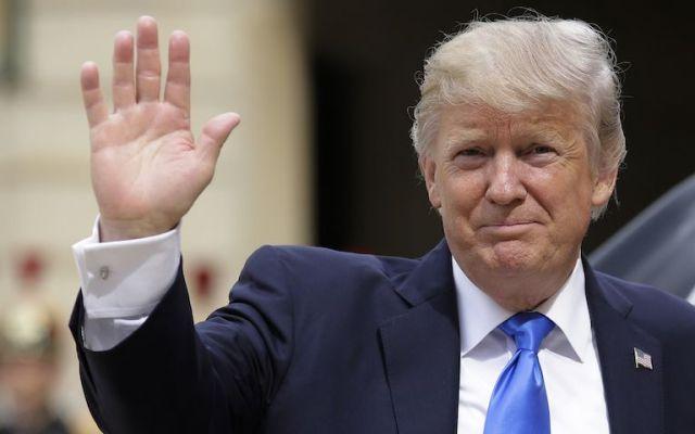 Gobierno de EE.UU. realiza gasto millonario en Torre Trump - Foto de AP
