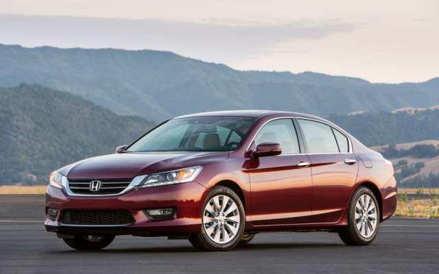 Honda llama a revisión a 1.2 millones de Accord por falla en batería - Foto de internet.