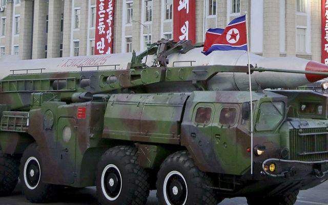 Fue de mediano alcance misil norcoreano: Rusia y EE.UU. - Foto de AP