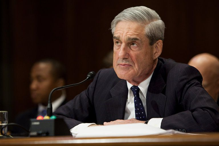 Robert Mueller. Foto de The New York Times
