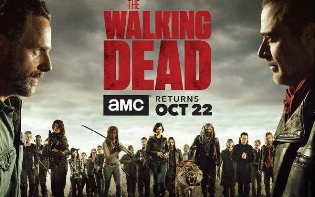 Anuncian el estreno de la nueva temporada de The Walking Dead - Foto de Den of the Week