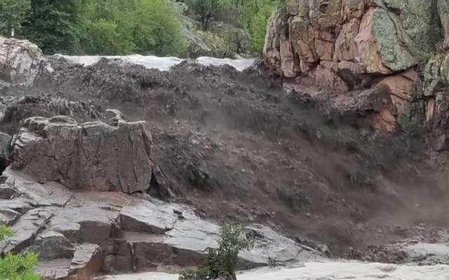 Hallan posibles restos de décima víctima de alud en Arizona