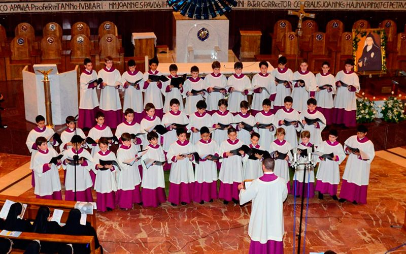 Coro de la Capilla Sixtina realizará gira por EE.UU. - Foto de ACI Prensa