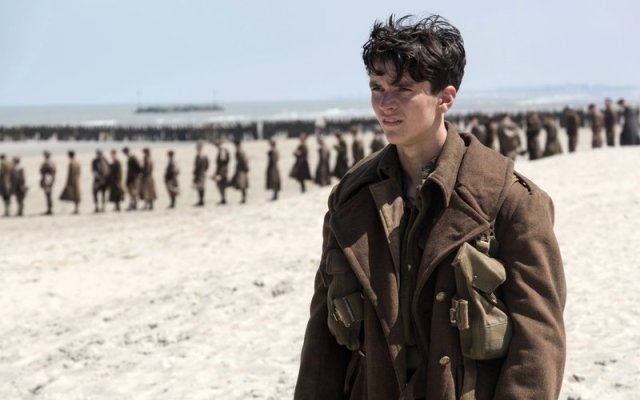 Dunkirk se apodera de la taquilla del fin de semana - Foto de AP