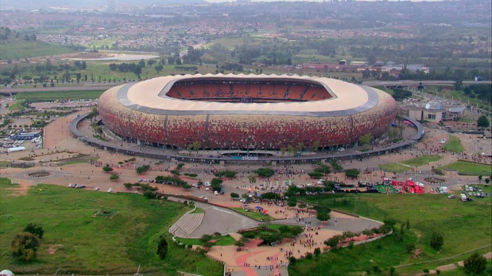 Estampida mata a dos personas durante partido de futbol - Foto de Internet