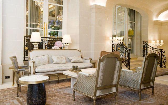 El Hotel de Crillon reabre sus puertas en París - Foto de WWD