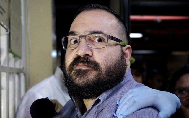 Duarte estará en la cárcel y se le incautarán más bienes: Yunes - Javier Duarte. Foto de Archivo
