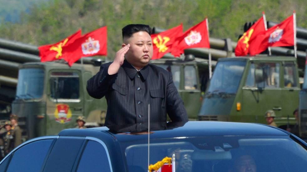 Presión de EE.UU. acelera el avance de nuestra fuerza nuclear: Pionyang - Kim Jong-un. Foto de Reuters