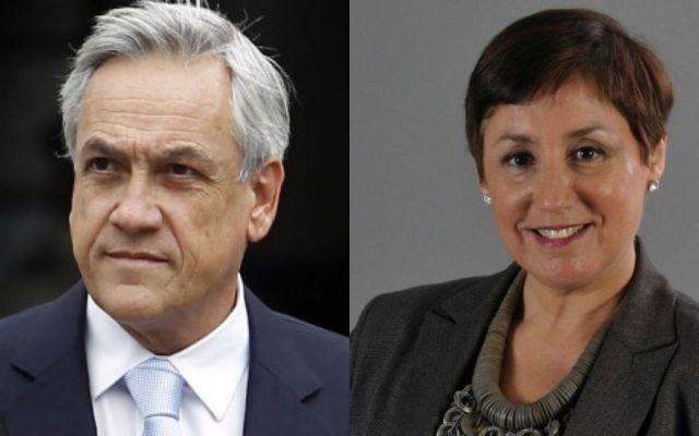 Piñera y Sánchez candidatos presidenciales de Chile