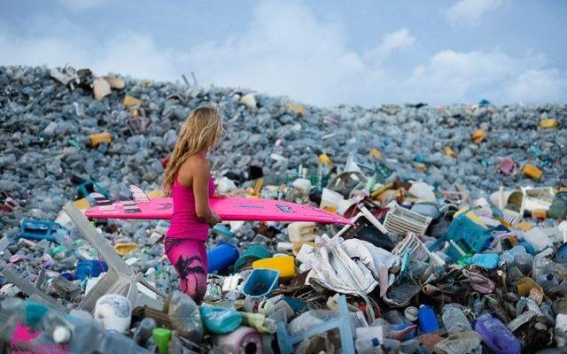 Plástico en el mundo pesa 25 mil veces el Empire State - Foto de Getty