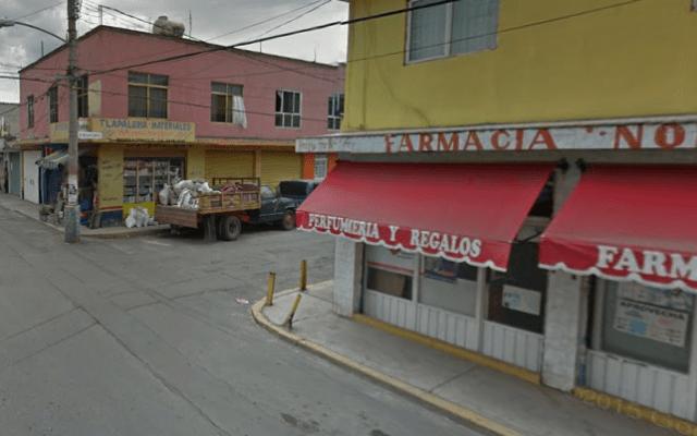 Detienen a uno por abuso de menor en Iztapalapa - Calles Zapata y Arroyo Frío captura de Google Maps