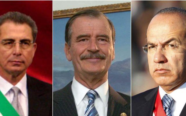 Las pensiones de los ex presidentes mexicanos