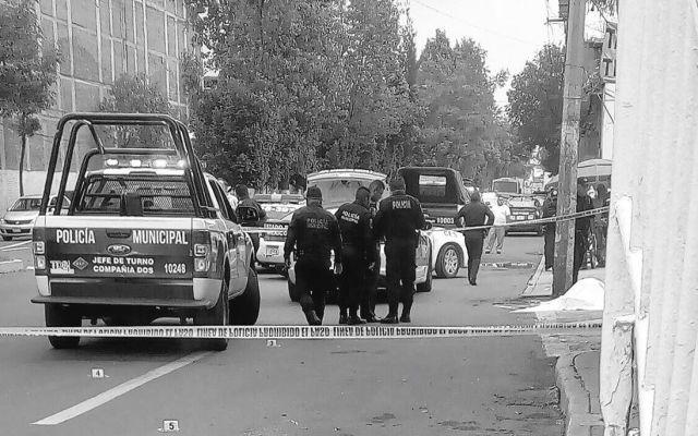 Matan a policía en Tlalnepantla durante asalto