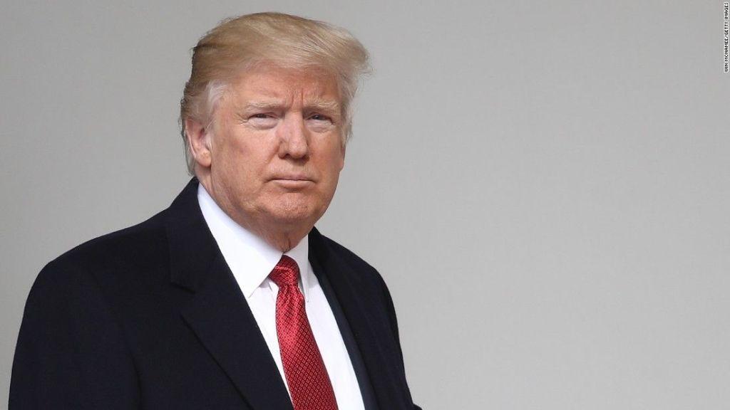 Filtran carta de Trump con las razones para despedir a Comey - Foto de CNN