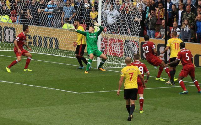 Watford empata en el último minuto con Liverpool - Foto de @WatfordFC