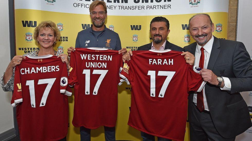 Liverpool anuncia inédita publicidad en su camiseta