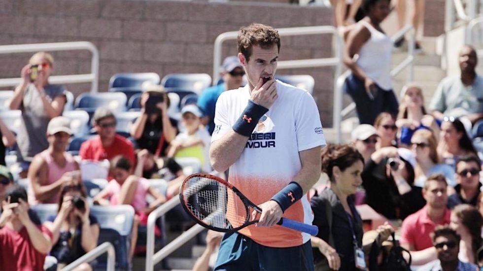 Murray fuera del US Open por lesión de cadera - Foto de @usopen