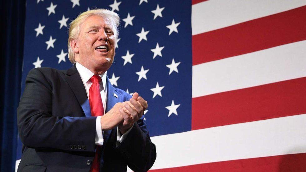 Trump volverá a la Corte Suprema para resolver veto de viajes - Donald Trump. Foto de Internet