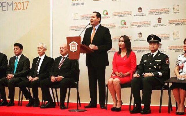 Estado de México cuenta con finanzas sanas: Eruviel Ávila