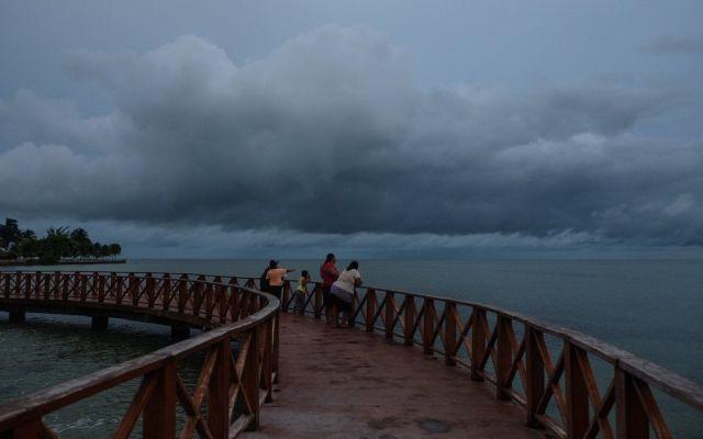 Saldo blanco en Quintana Roo tras paso de Franklin - Foto de CNN