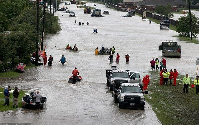 Autoridades de Texas confirman 60 muertes por Harvey - Foto de