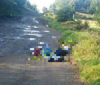 Encuentran dos cadáveres en Huixquilucan - Foto de Isidro Corro