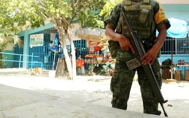 Piden ampliar discusión sobre Ley de Seguridad Interior - Foto de internet