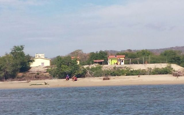 Hallan cadáver de joven desaparecido en playa de Oaxaca - Foto de internet