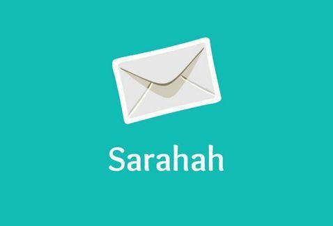 Sarahah, la nueva aplicación que se ha vuelto viral - Foto de Sarahah