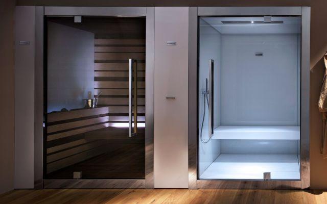 ¿Sauna o baño de vapor? - Foto de internet