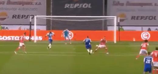 #Video 'Tecatito' anota con el Porto