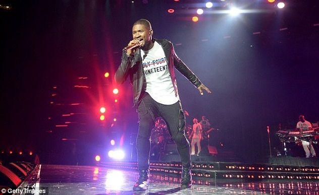 Demandan a Usher por 20 mdd
