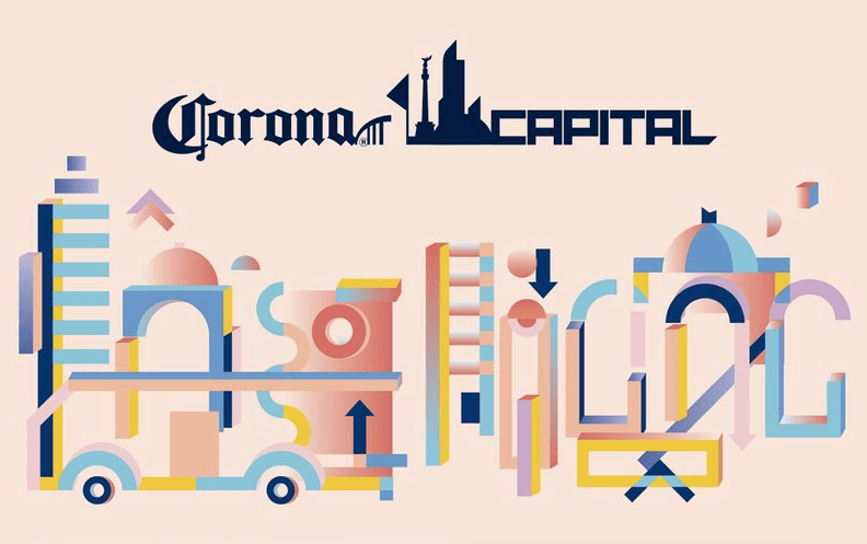 Corona Capital modifica su cartel