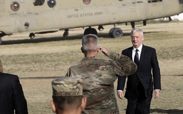 Secretario de Defensa de EE.UU. fue blanco de ataque en Kabul
