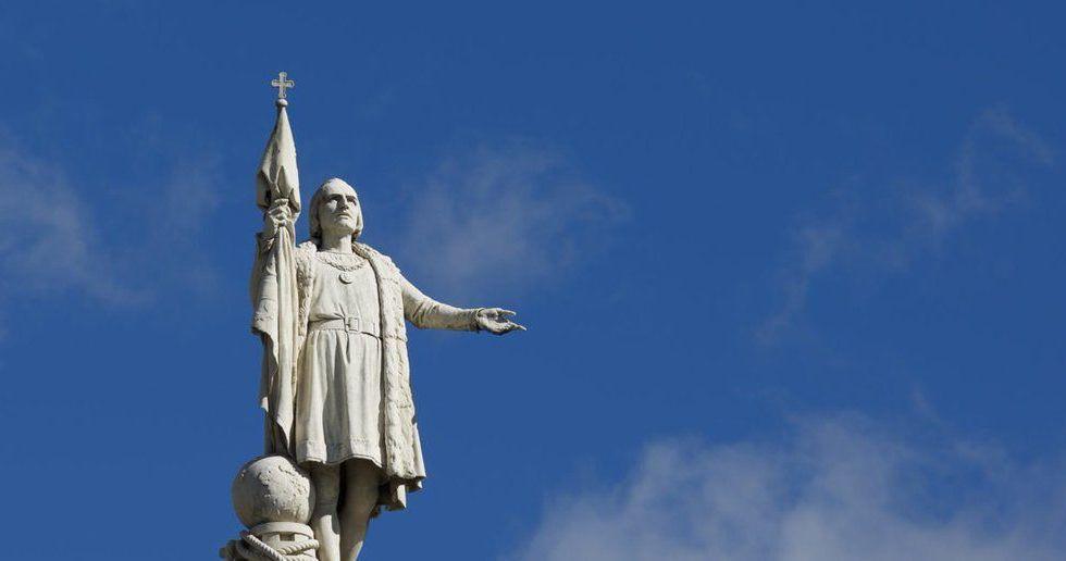Retiran homenajes a Cristobal Colón en Estados Unidos - Foto de Yonkers RU