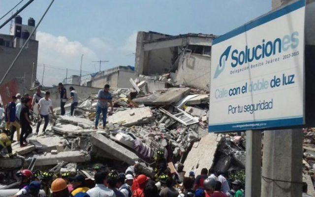 Aseguradoras comienzan evaluación de daños por sismo