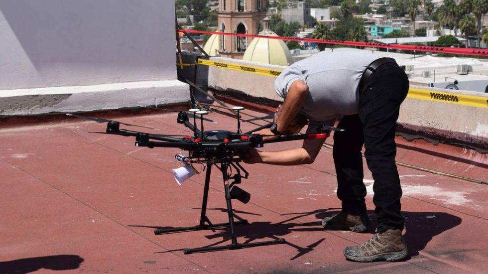 Hasta 12 años de prisión a quienes hagan uso indebido de drones en México - Foto de el Siglo de Torreón