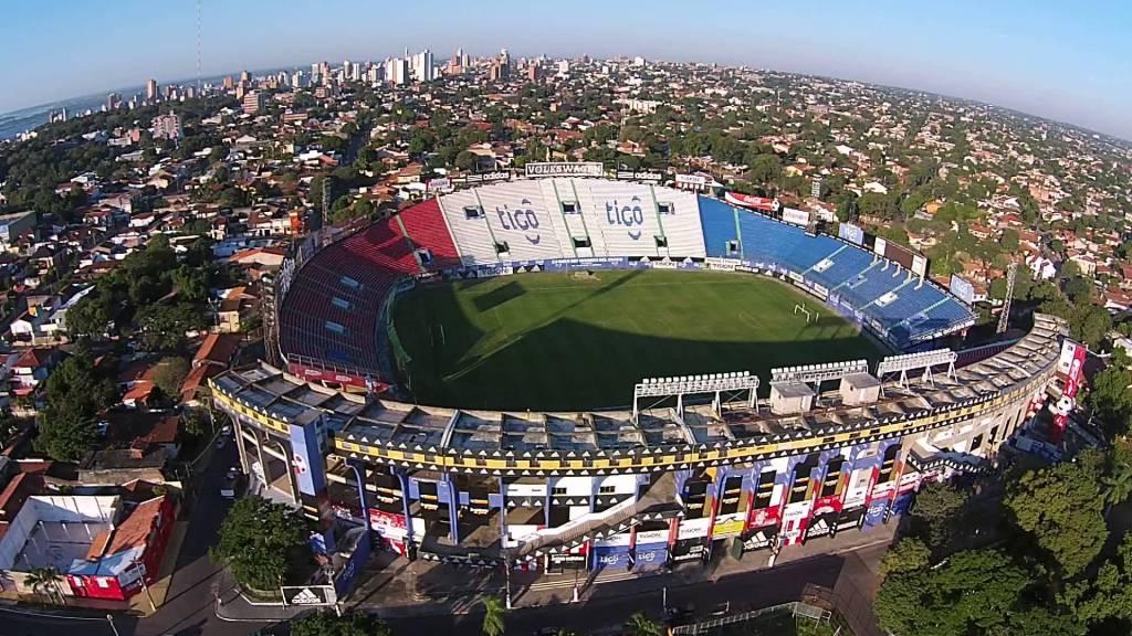 Paraguay con solo un estadio listo para Mundial de 2030