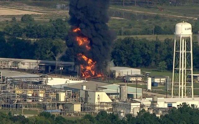 Los problemas de Texas tras el paso de Harvey - Foto de ABC News