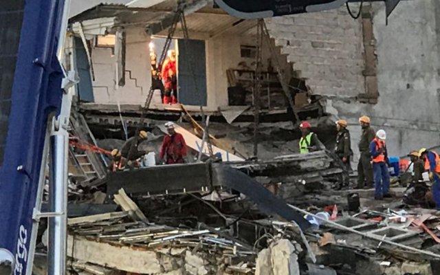 Van 194 muertos en la Ciudad de México tras sismo - Foto de Quadratín