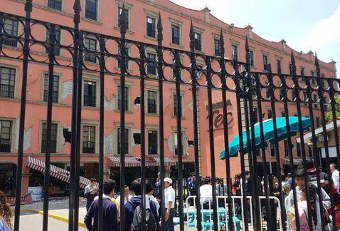 Hasta enero Tec de Monterrey regularizará clases en el campus - Foto de Milenio